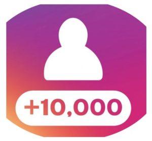 Comment gagner 10k abonnés rapidement